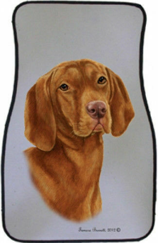 Vizsla Car Floor Mats Pair (TB) 36052