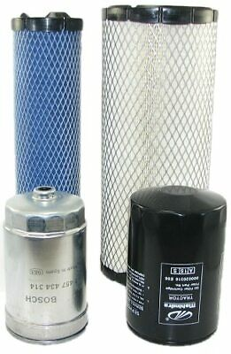 Filter Kit For Mahindra Tractor - 4530 Tier 3 Less Hydraulic Filter