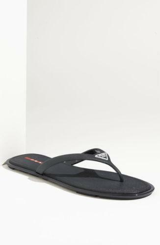 Women Prada Flip Flops  e6da5713d3
