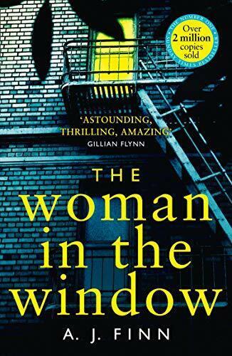 The Woman in the Window By A. J. Finn. 9780008234188
