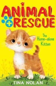 The Home-alone Kitten von Tina Nolan (2016, Taschenbuch)