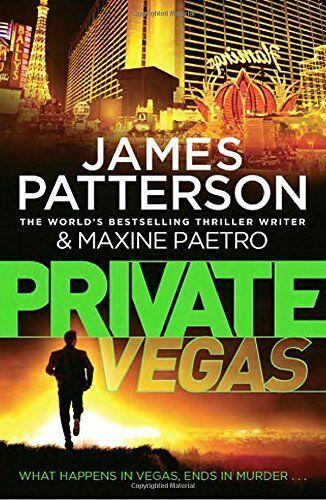 Private Vegas: (Private 9),James Patterson- 9781780890203