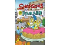 Simpsons Comics on Parade by Matt Groening