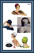 Vintage Hat Sewing Patterns