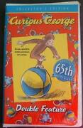 Curious George VHS