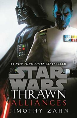 Thrawn: Alliances (Star Wars) New Paperback Book