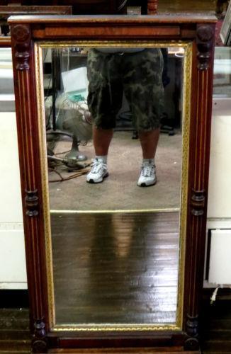 Antique Gold Frame Mirror | eBay