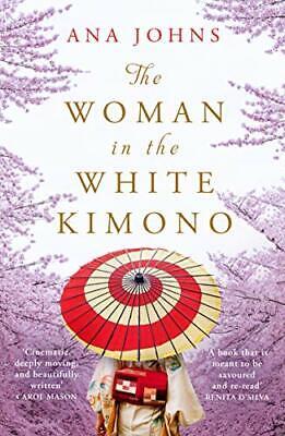 The Woman En Blanco Kimono Por Johns, Ana, Nuevo Libro, Gratis &...