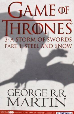 A Game of Thrones: A Storm of Swords Part 1 (A Song of... by Martin, George R.R. for sale  United Kingdom