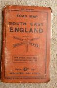 South East England Map
