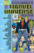 Marvel Universe Master Edition