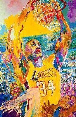 Leroy Neiman Poster