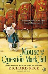 *Like New* The Mouse with the Question Mark Tail