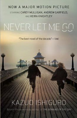 Never Let Me Go  Movie Tie In Edition   Vintage In
