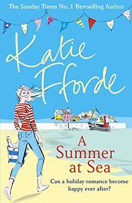 A Summer at Sea,Katie Fforde- 9780099579328
