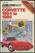 Chilton Corvette