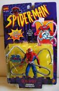 Vintage Spiderman Figure