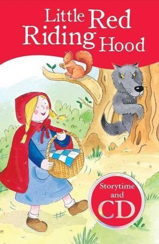 Little Red Riding Hood Book & CD,