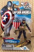 Battlefield Captain America