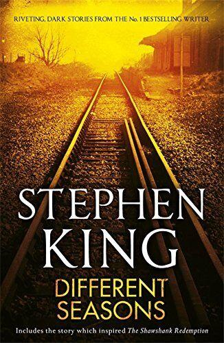 Different Seasons Stephen King Four Novellas Thriller Mystery Suspense Horror