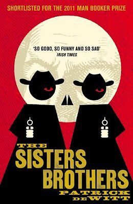 The Sisters Brothers,Patrick deWitt- 9781847083197