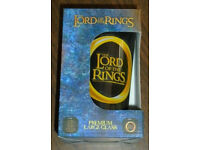 Lord of The Rings Glasses x4