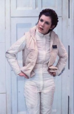 Princess Leia's Hoth Costume star wars The Empire Strikes Back Leia hoth cosplay - Hoth Costume