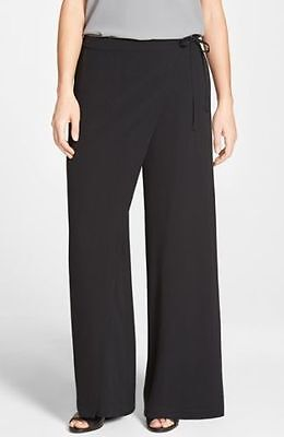 Брюки $288 BNWT EILEEN FISHER Silk