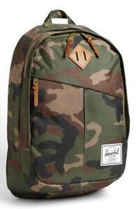 e9144b4d873 Herschel Backpack Camo