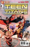 Teen Titans New 52