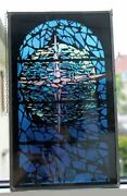 Bleiverglasung Fensterbild