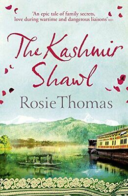 The Kashmir Shawl by Thomas, Rosie Book The Fast Free Shipping