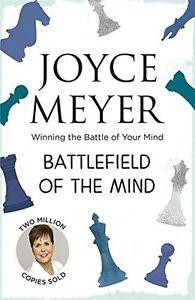 Battlefield of the Mind by Joyce Meyer New Paperback Book