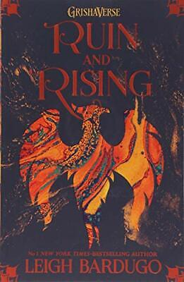 Ruin and Rising: Book 3 (Shadow and Bone) New Paperback Book