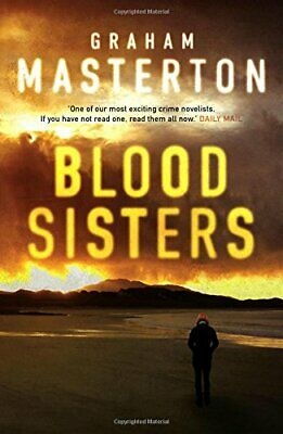 Blood Sisters (Katie Maguire) by Graham Masterton Book The Cheap Fast Free Post
