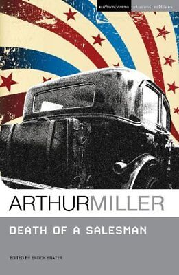 """""""Death of a Salesman"""" (Student Editions) By Arthur Miller,Enoch Brater"""