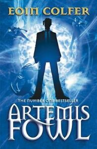 Artemis Fowl by Colfer, Eoin Paperback Book