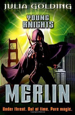 Young Knights 3: Merlin-Julia Golding