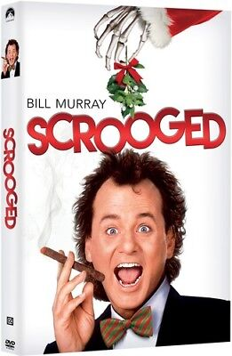 Scrooged [New DVD] Amaray Case, Dolby, Dubbed, Repackaged, Subtitled, Widescre