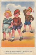 Vintage Postcards Children