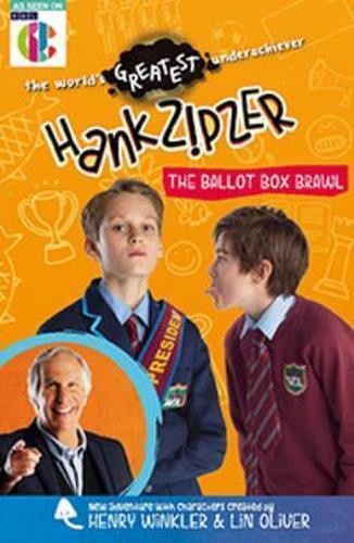 NEW Hank Zipzer Tv Tie-in By Theo Baker Paperback Free Shipping