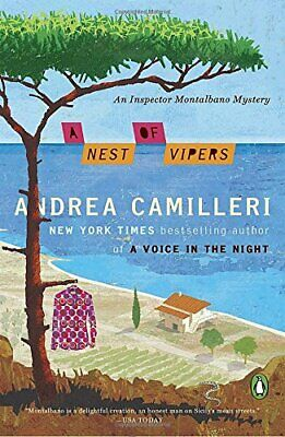 A Nest of Vipers  An Inspector Montalbano Mystery