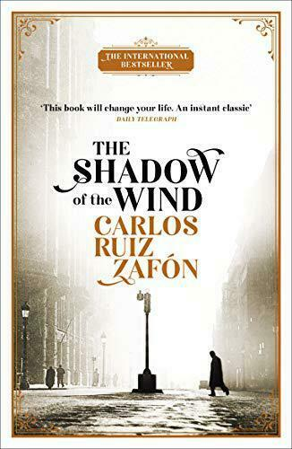 The Shadow Of Wind: Friedhof Von Forgotten Books 1 Zafón, Carlos Ruiz