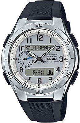 Casio Wave Ceptor Wva M650 7Ajf Tough Solar Atomic Radio Watch  From Jaapan