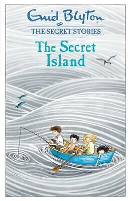 The Secret Island (Secret Stories), Blyton, Enid, New,