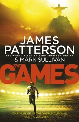 The Games: (Private 12) by Patterson, James Book The Cheap Fast Free Post
