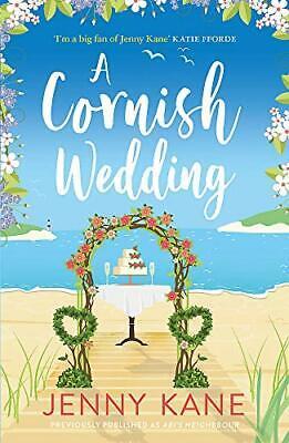 Un Cornish Boda Por Kane, Jenny, Nuevo Libro, Gratis & , (Libro...