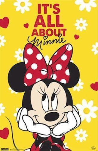 Minnie Mouse Poster | eBay