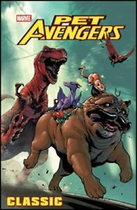 Pet Avengers-Classic-Marvel Graphic Novel-Like New