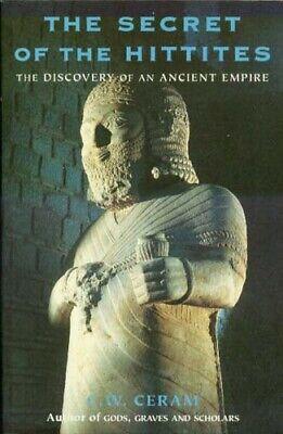 "Indo-European ""Secret of the Hittites"" Asia Minor Babylon Battle of Kadesh Egypt"